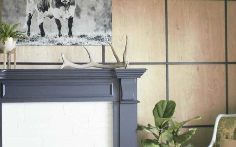 Diy on a Budget! How to Create a Statement Wall with Plywood